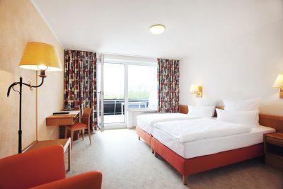 Hotel Bergschlößchen - Zimmer Standard
