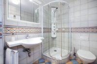Hotel Bergschlößchen - Zimmer Bad