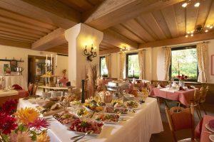 Hotel Bergschlößchen - Frühstücksbuffet