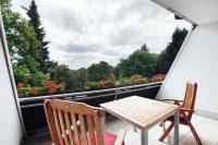 Hotel Bergschlößchen - Balkon