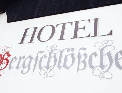 Hotel geöffnet
