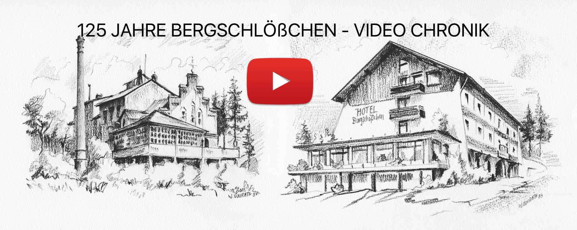 125 Jahr Bergschlößchen - Video Chronik ansehen