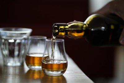 Hotel Bergschlößchen Whisky Tasting