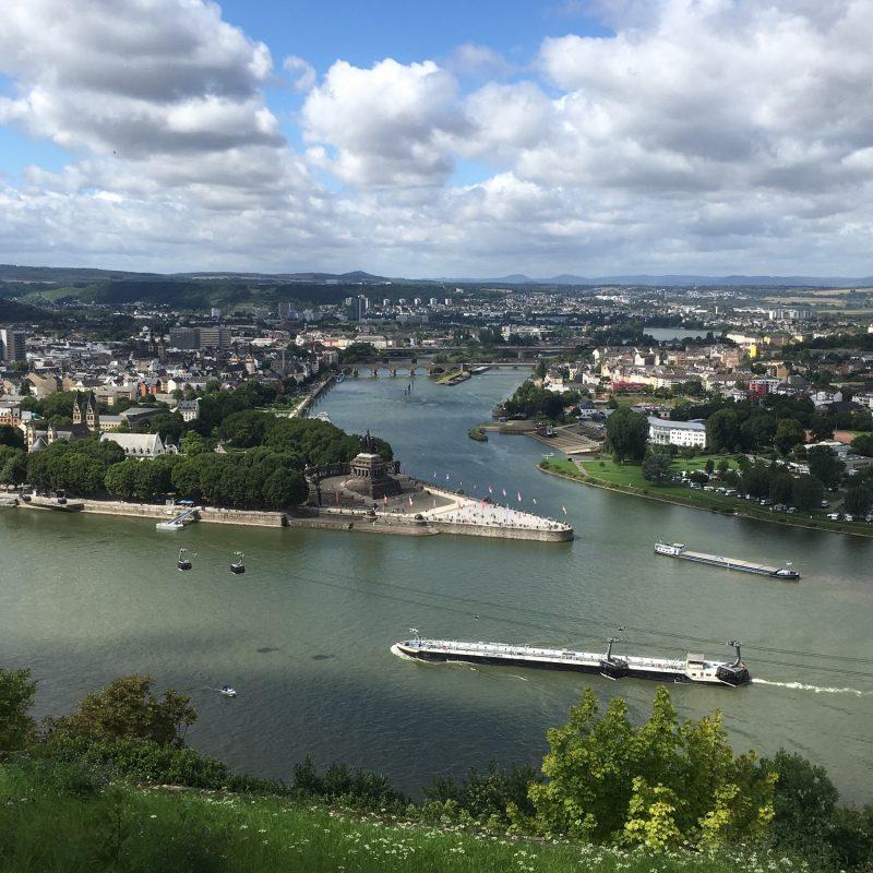 Hotel Bergschlößchen Städte in der Umgebung Koblenz