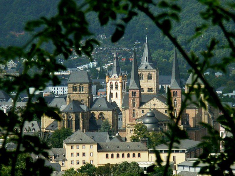 Hotel Bergschlößchen Städte in Umgebung Trier