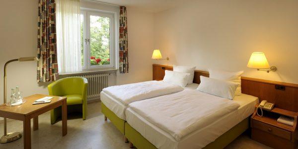 Hotel Bergschlößchen Zimmer Standard
