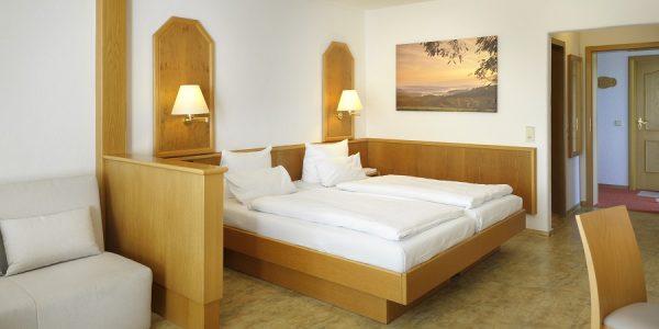 Hotel Bergschlößchen Zimmer Superior